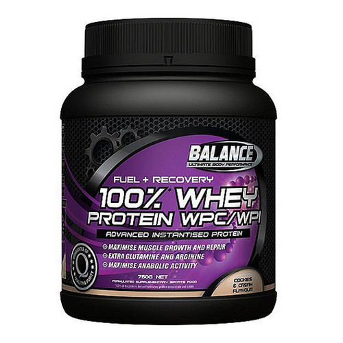 100% Whey Protein - Cookies & Cream