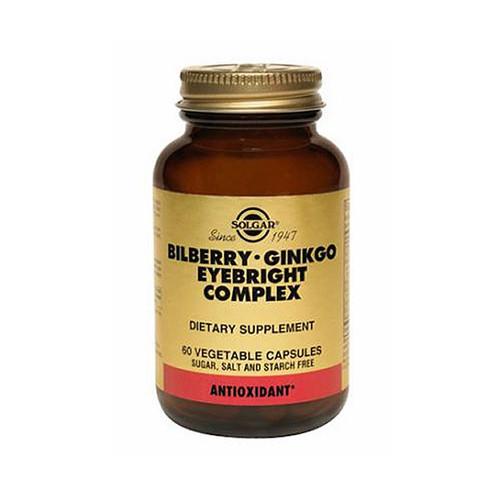Bilberry Ginkgo Eyebright Complex