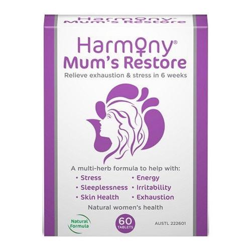 Harmony Mum's Restore