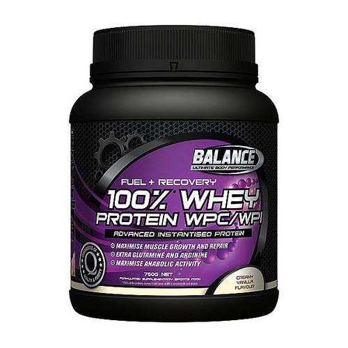 100% Whey Protein - Creamy Vanilla