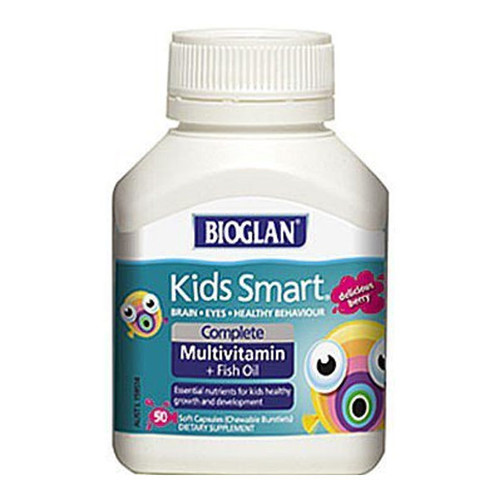 Kids Smart Complete Multivitamin plus Fish Oil