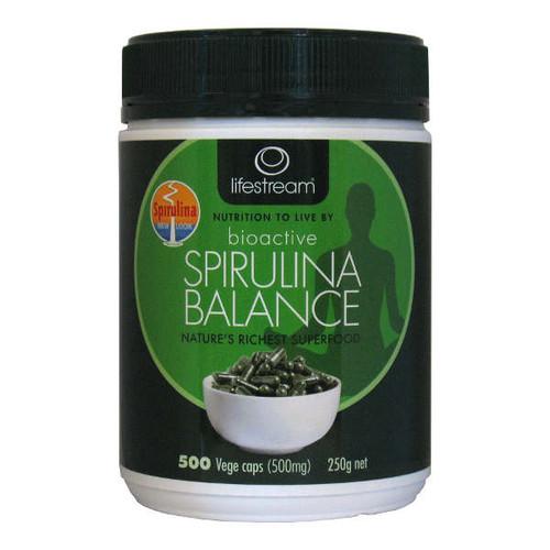 Bioactive Spirulina