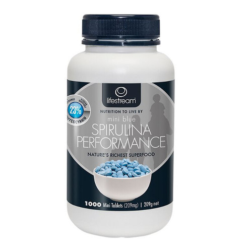 Spirulina Mini Blue