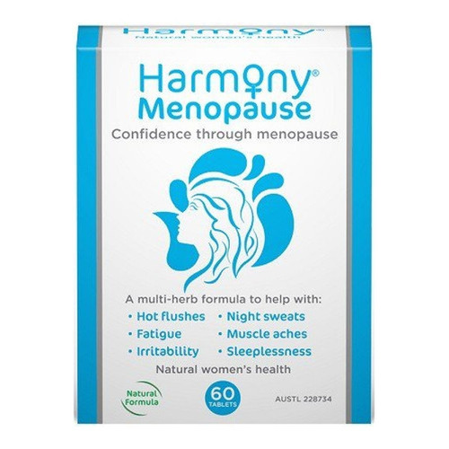 Harmony Menopause - Confidence through menopause