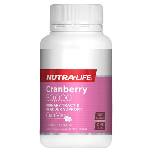 Cranberry 50,000