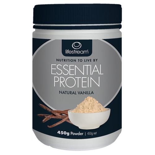 Essential Protein Vanilla