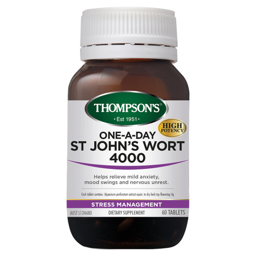 St John's Wort 4000 One-A-Day