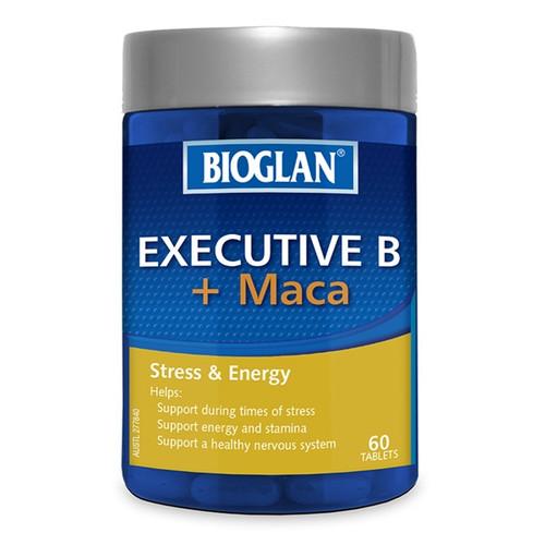 Executive B + Maca