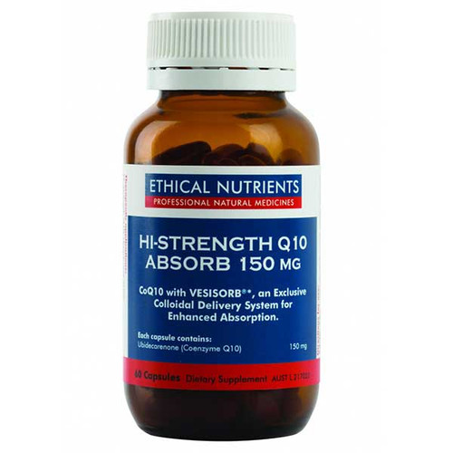 Hi-Strength Q10 Absorb