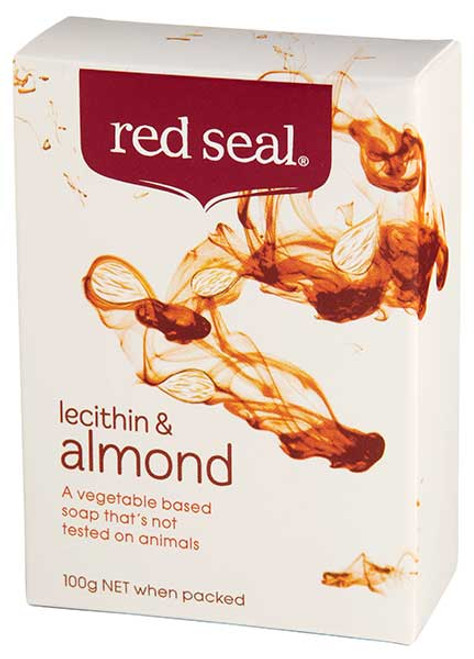 Lecithin & Almond Soap