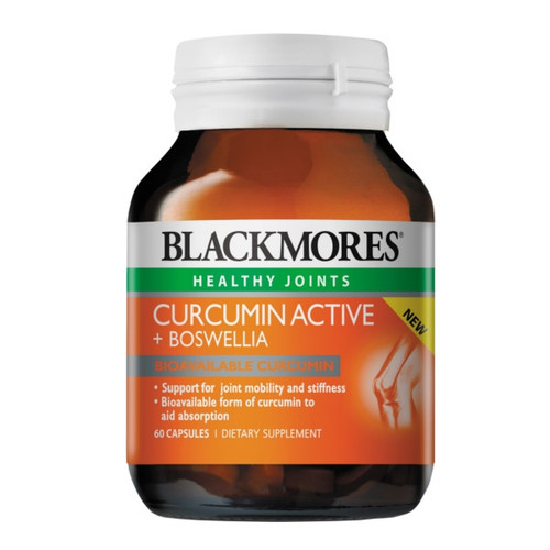 Curcumin Active + Boswelia
