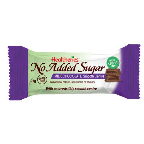 No Added Sugar Milk Chocolate Smooth Centre