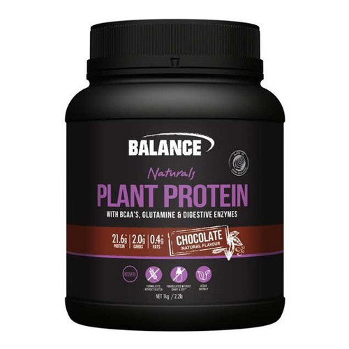 Plant Protein Chocolate
