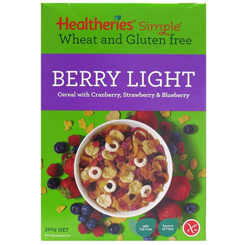 Berry Light Cereal