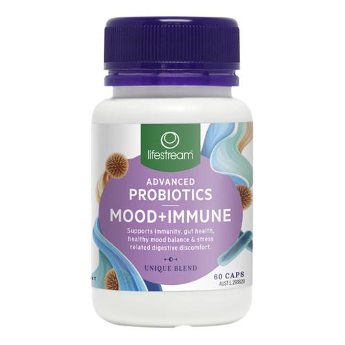 Advanced Probiotics Mood+Immune