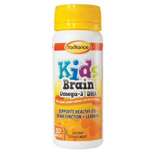 Kids Brain Omega 3 DHA