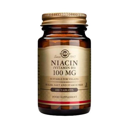 Niacin Vitamin B3 100mg