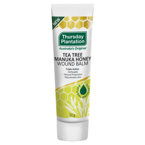 Tea Tree Manuka Honey Wound Balm