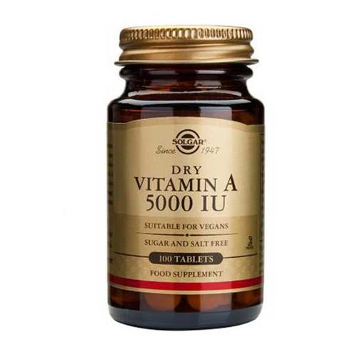Dry Vitamin A 5000 IU