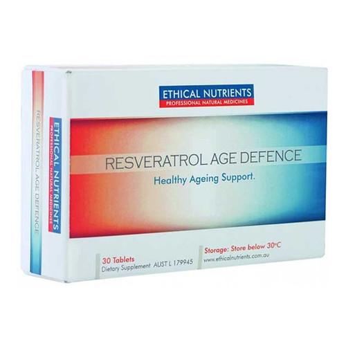 Resveratrol Age Defence