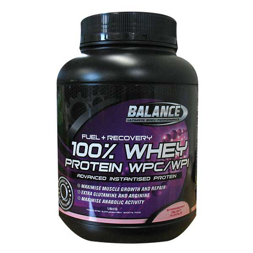 100% Whey Protein Strawberry Delight