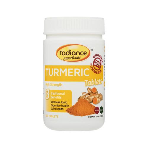 Organic Turmeric Tablets