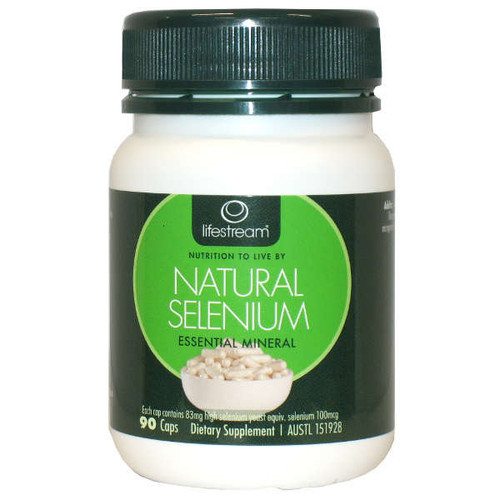 Natural Selenium 100mcg
