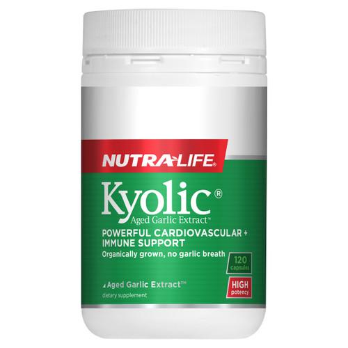 Kyolic Aged Garlic Extract - high potency formula