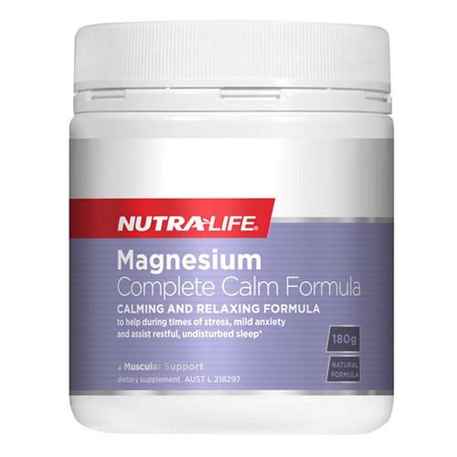 Magnesium Complete Calm Formula