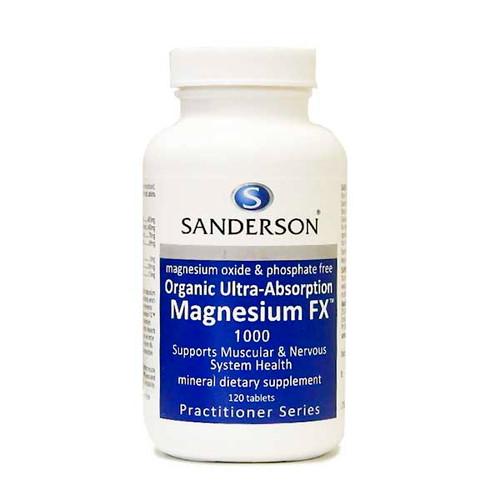 Magnesium FX 1000