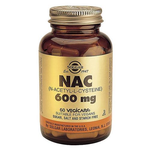 NAC (N-Acetyl Cysteine) 600mg