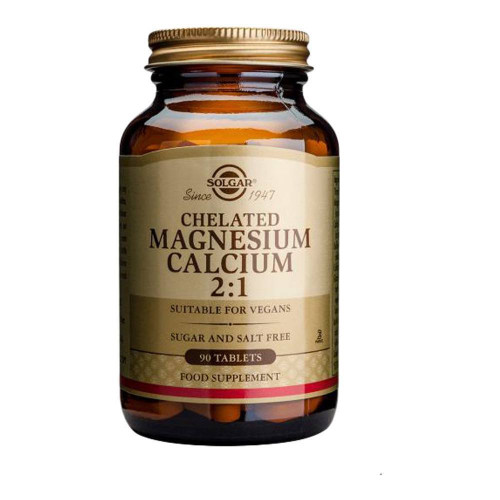 Chelated Magnesium Calcium 2:1