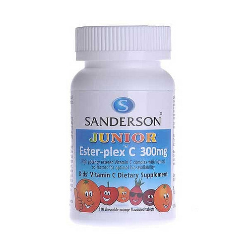 Junior Ester-Plex C 300mg