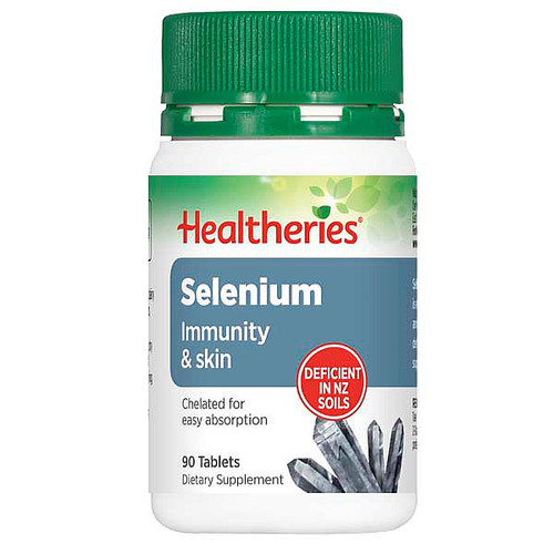 Chelated Selenium