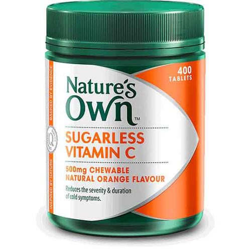 Sugarless Vitamin C Value Pack