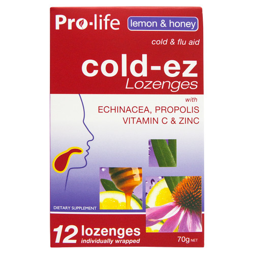 Cold-Ez Lozenges