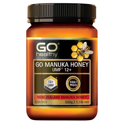 Go Manuka Honey UMF 12+ (MGO 350+)