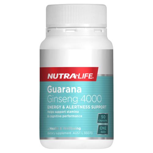 Guarana Ginseng 4000