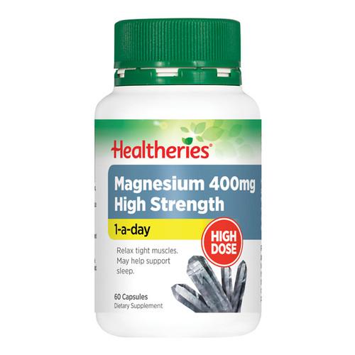 Magnesium 400mg High Strength