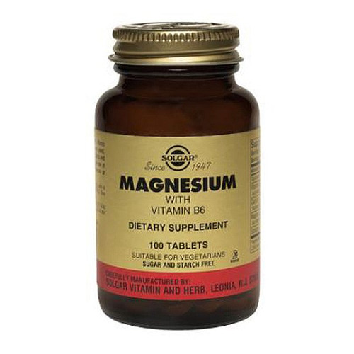 Magnesium with Vitamin B6