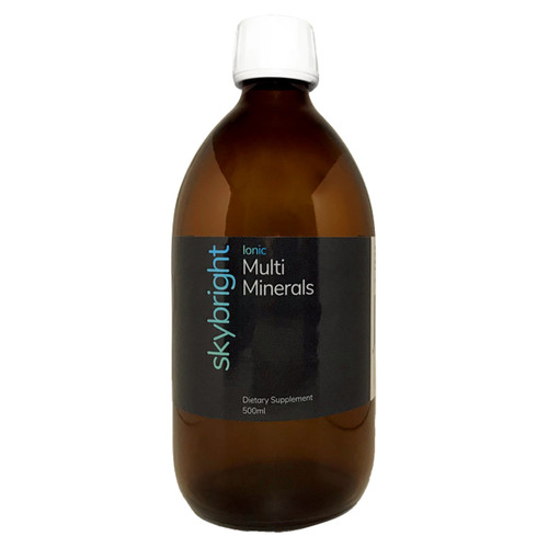 Colloidal Multi-minerals