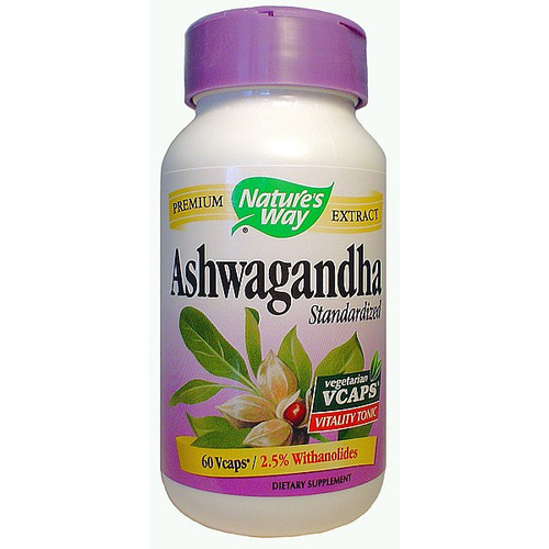 Ashwagandha standardised