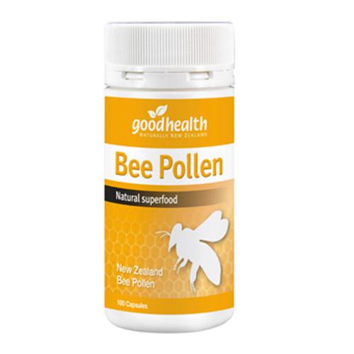 Bee Pollen Capsules 500mg