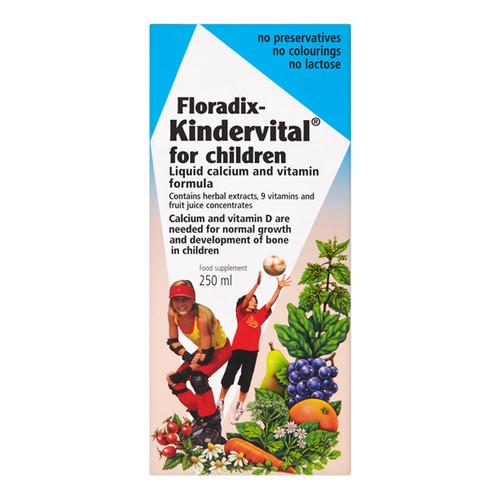 Kindervital For Children