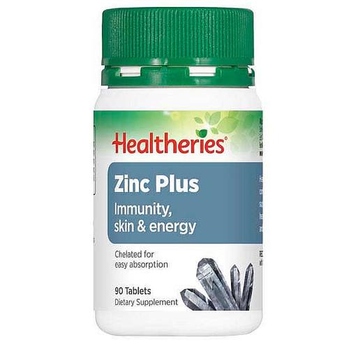 Zinc Plus - Immunity, Skin & Energy