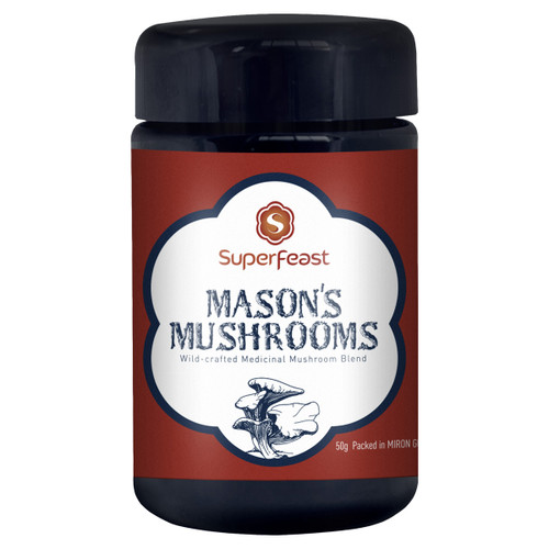 Mason's Mushrooms