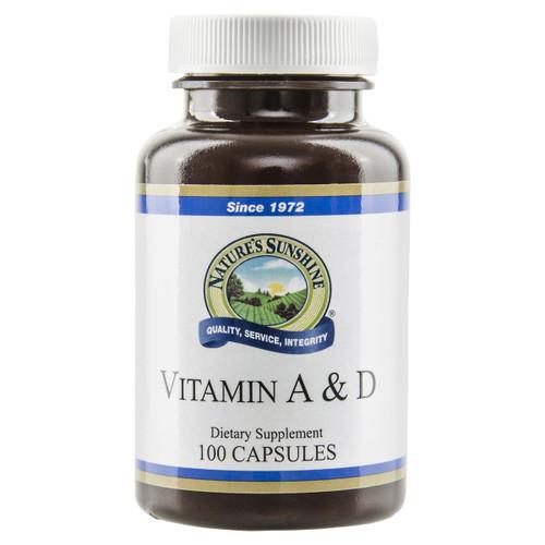 Vitamin A & D