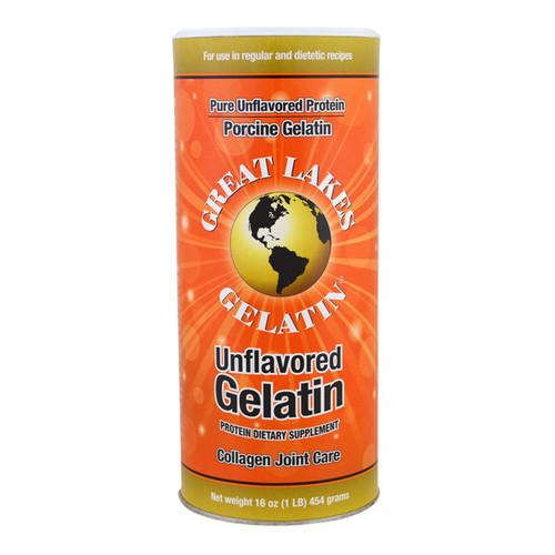 Unflavoured Gelatin Collagen Joint Care - Porcine