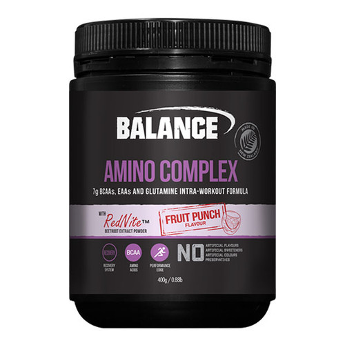 Amino Complex - Fruit Punch