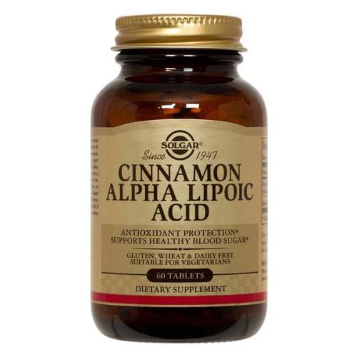 Cinnamon Alpha Lipoic Acid
